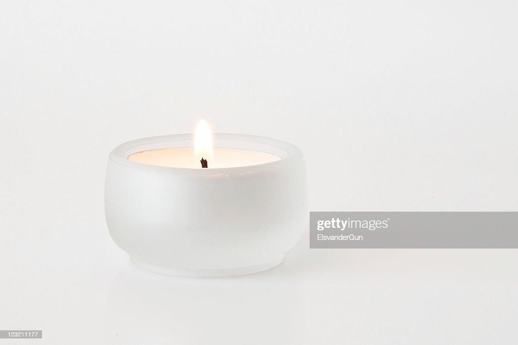 tealight : Stock Photo