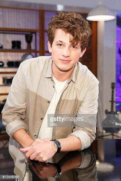 THE VOICE 'Team Alicia Battle Reality' Pictured Charlie Puth