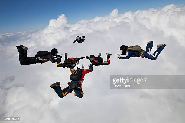 Team building in the sky - finding the right slot.