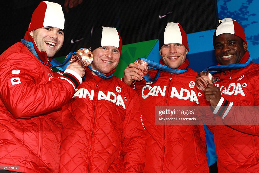 Whistler Medal Ceremony - Day 16