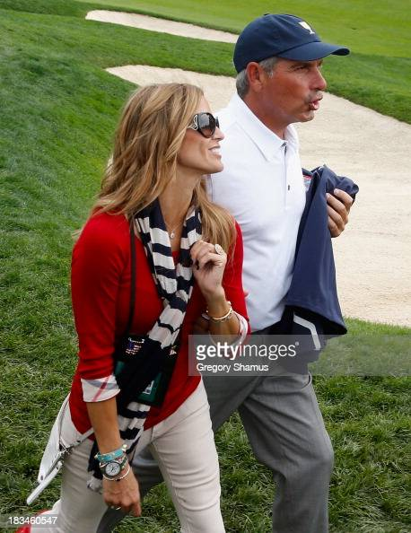 Who is fred couples dating now