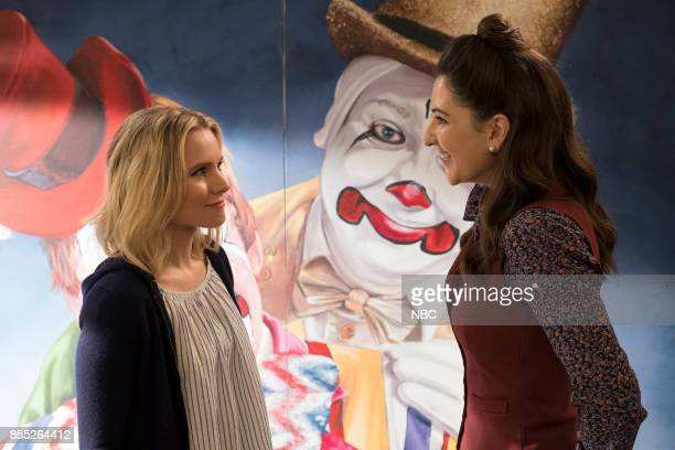 PLACE 'Team Cockroach' Episode 204 Pictured Kristen Bell as Eleanor Shellstrop D'Arcy Carden as Janet