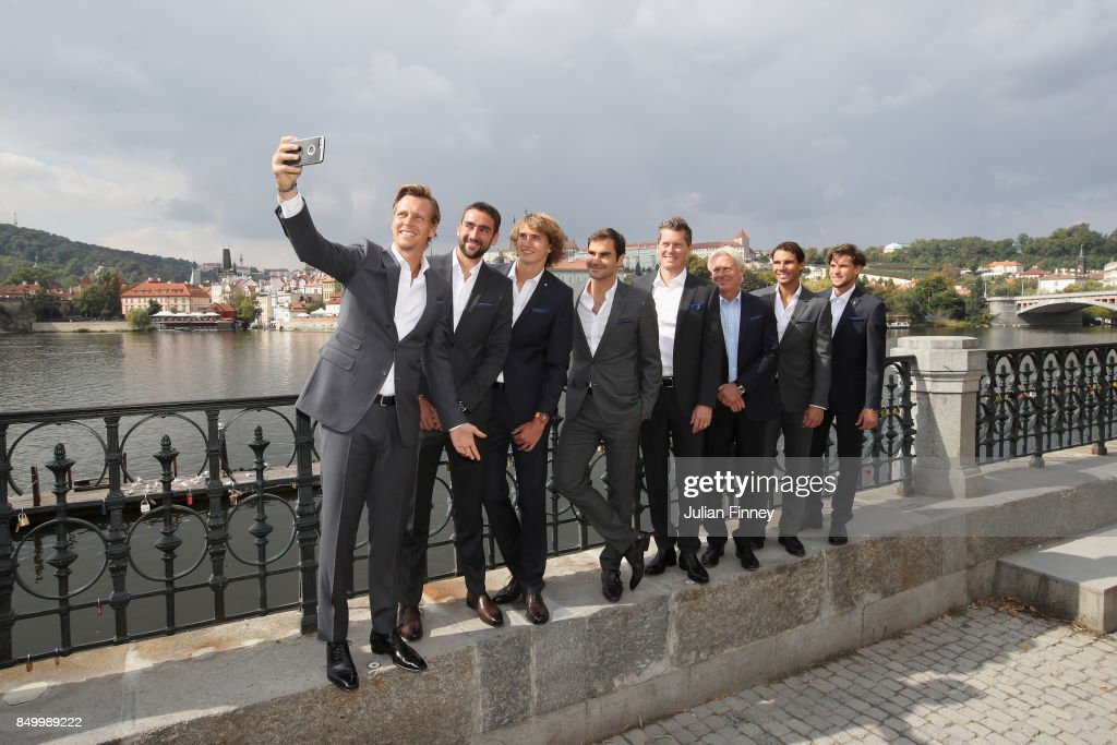 Laver Cup - Previews : News Photo