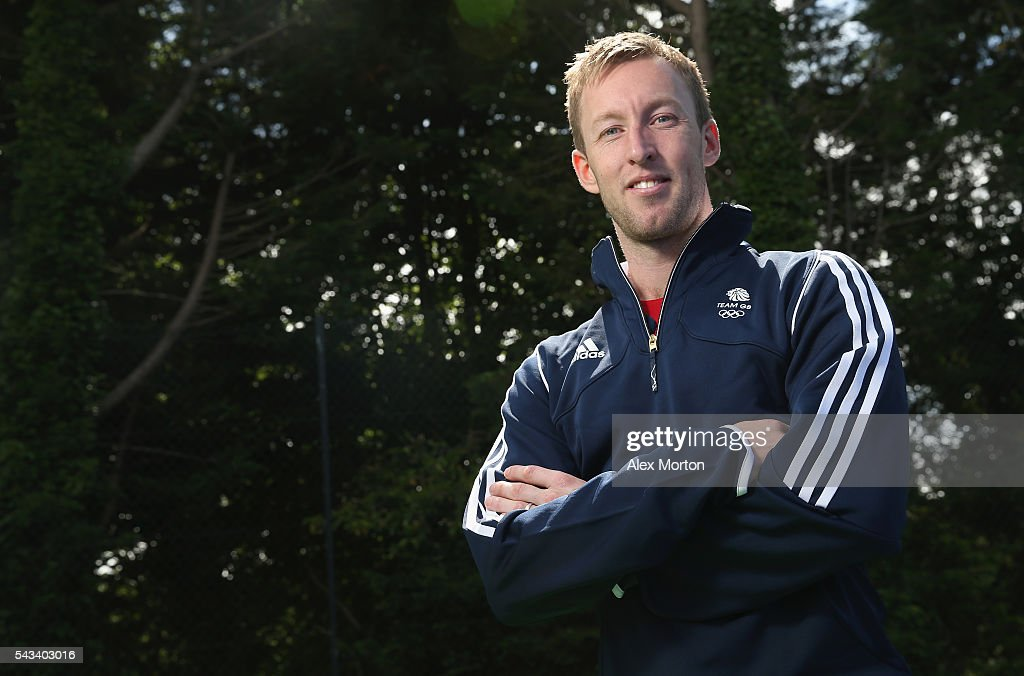 Team GB captain Barry Middleton during the Announcement of Hockey Athletes Named in Team GB for the Rio 2016 Olympic Games at the Bisham Abbey National Sports Centre on June 28, 2016 in Marlow, England.