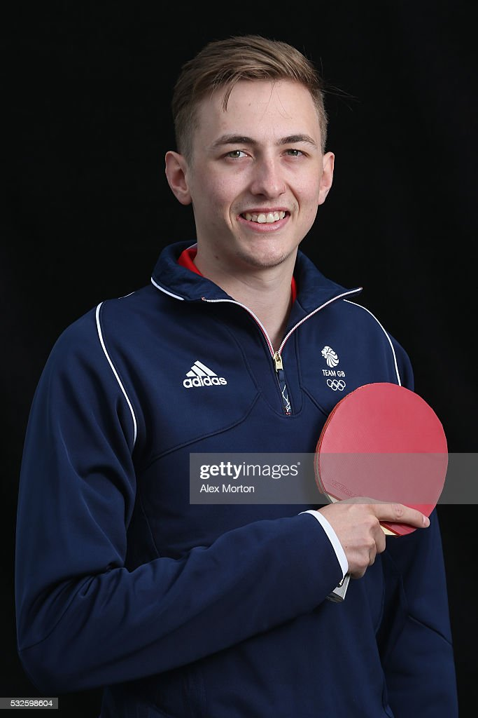 Announcement Of Table Tennis Athletes Named In Team Gb For