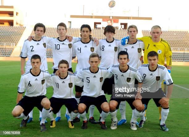 Team Germany Fabian Schnellhardt Levent Aycicek Koray Guenter Sven Mende Marvin Duksch Cedric Wilmes Jonas Meffert Kevin Holzweiler Maurice Pluntke...