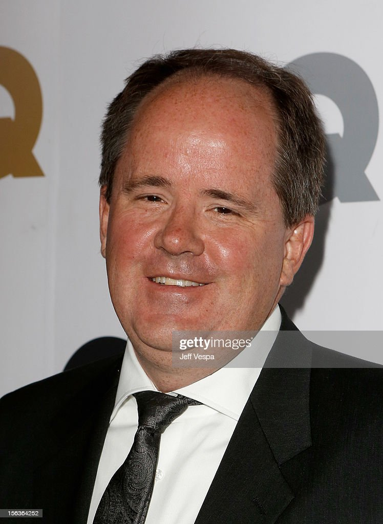 Team Honoree Richard Cook arrives at the GQ Men of the Year Party at Chateau Marmont on November 13, 2012 in Los Angeles, California.