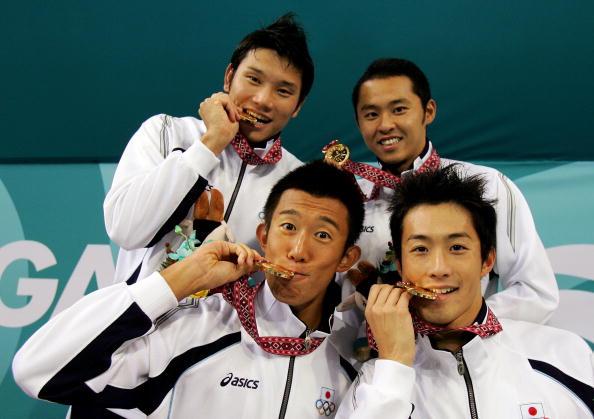 """Resultado de imagen de """"Junichi Miyashita"""" swimmer"""