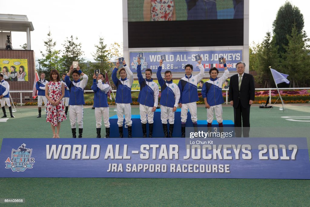 2017 World All-Star Jockeys Day 2