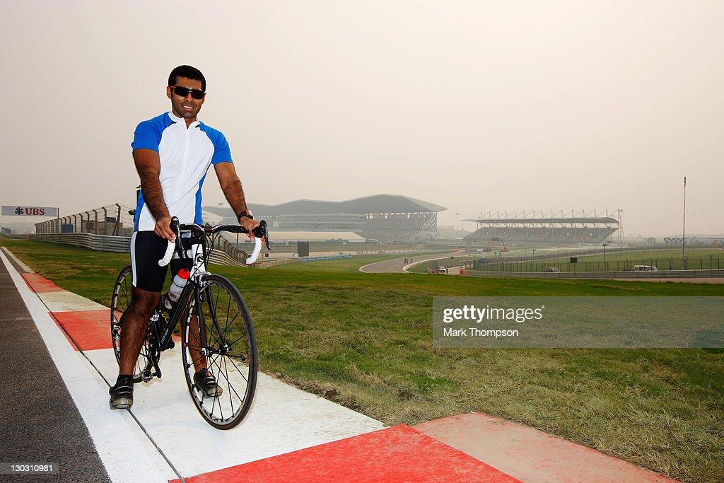 F1 Grand Prix Of India - Previews