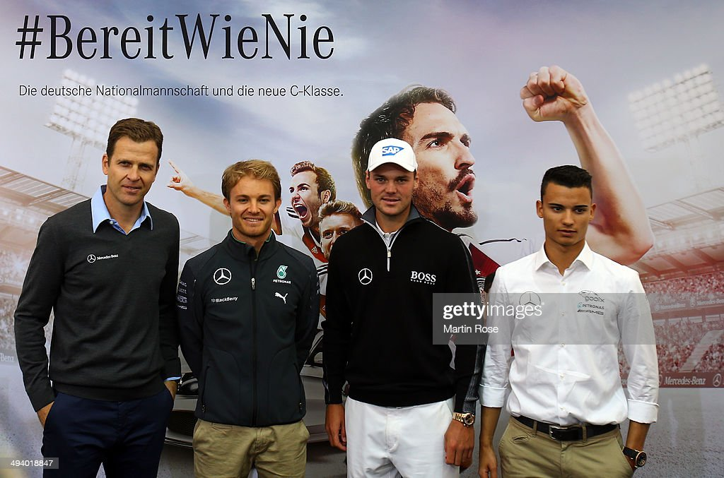 ¿Cuánto mide Nico Rosberg? - Real height Team-manager-oliver-bierhoff-formula-1-driver-nico-rosberg-of-germany-picture-id494018847