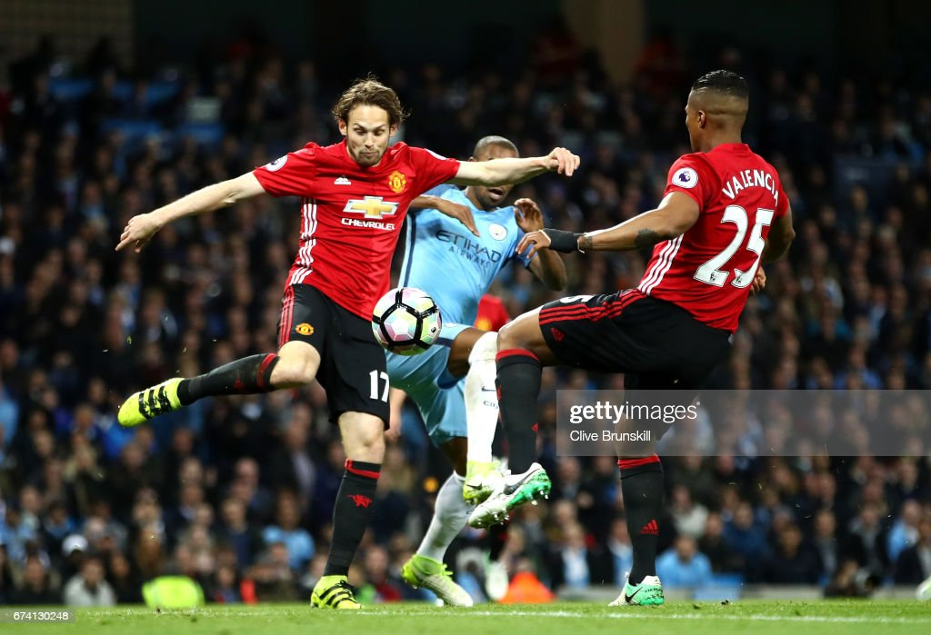 Manchester City v Manchester United - Premier League : News Photo