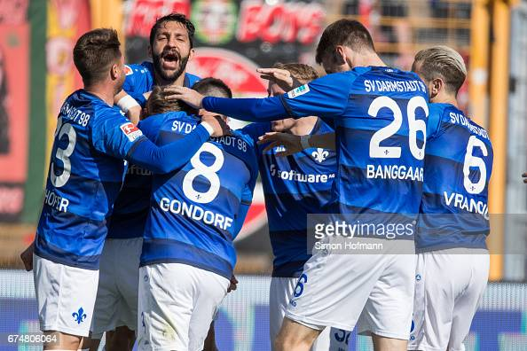SV Darmstadt 98 v SC Freiburg - Bundesliga : News Photo