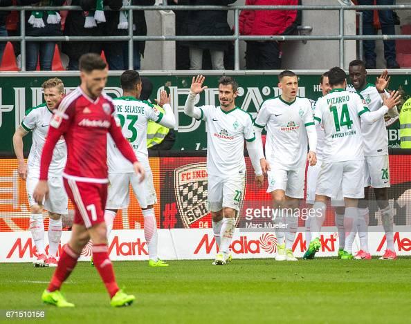 FC Ingolstadt 04 v Werder Bremen - Bundesliga : News Photo