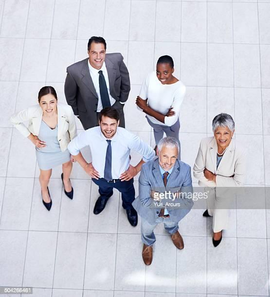Team of achievers