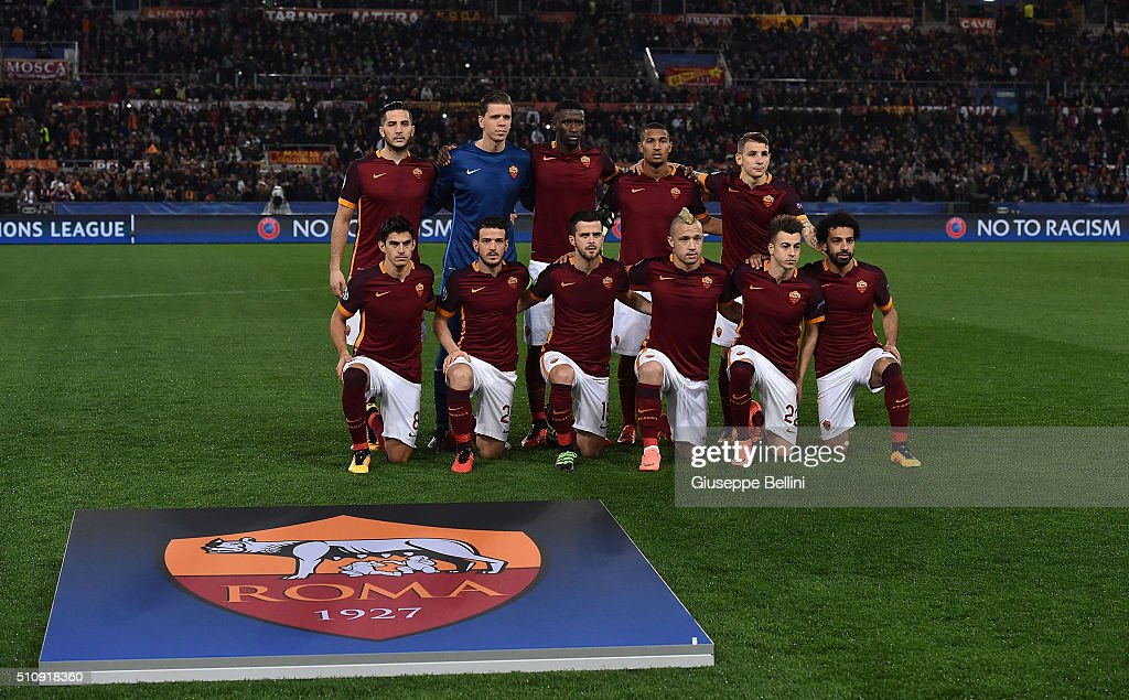 AS Roma v Real Madrid CF - UEFA Champions League Round of ...