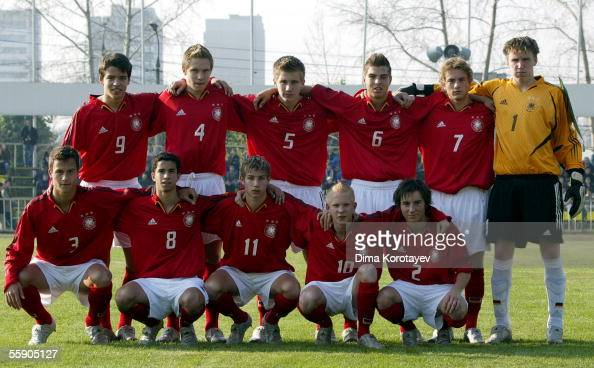 Team of Germany Eric Tappiser Kai Bastian Evers Thorben Stadler Kevin Wolze Henning Sauerbier Rene Vollath Marvin Pachan Nils Teixeira Dennis Dowidat...