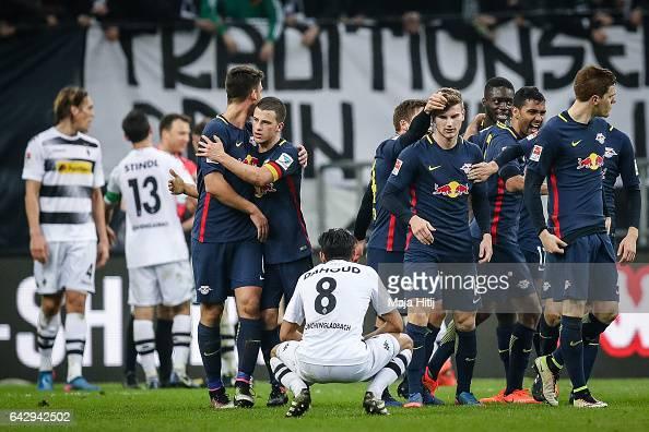 Borussia Moenchengladbach v RB Leipzig - Bundesliga : News Photo
