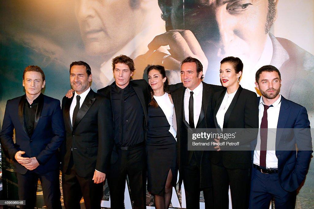 'La French' : Paris Premiere Cinema Gaumont Capucine