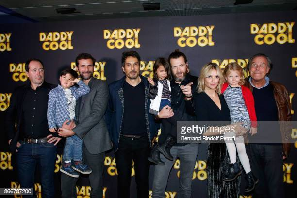 Team of the movie actors JeanFrancois Cayrey Maxence ChanfongDubois Gregory Fitoussi Vincent Elbaz Sarah Le Huu Nho director Maxime Govare actors...