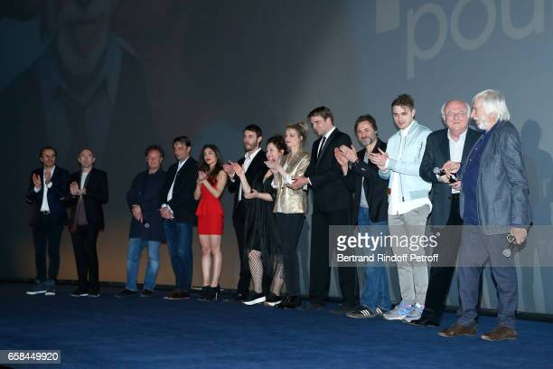 Team of the movie Director Stephane Robelin Fanny Valette Yaniss Lespert Stephanie Crayencour Pierre Kiwitt Philippe Chaine grandson of Pierre...