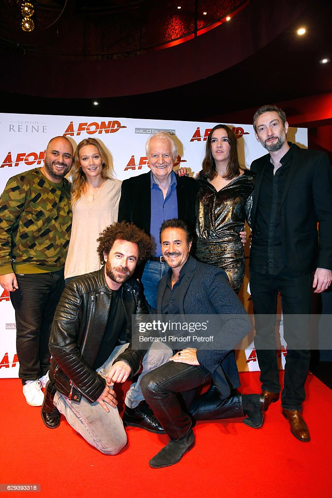 """A Fond"" Paris Premiere At Cinema Gaumont Opera Capucines"