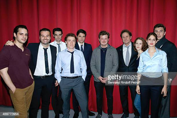 Team of the Piece Adel Djemai Stage Director Ladislas Chollat Julien Personnaz Thierry fremont Raphael Personnaz Autor Beau Willimon Francis Lombrail...