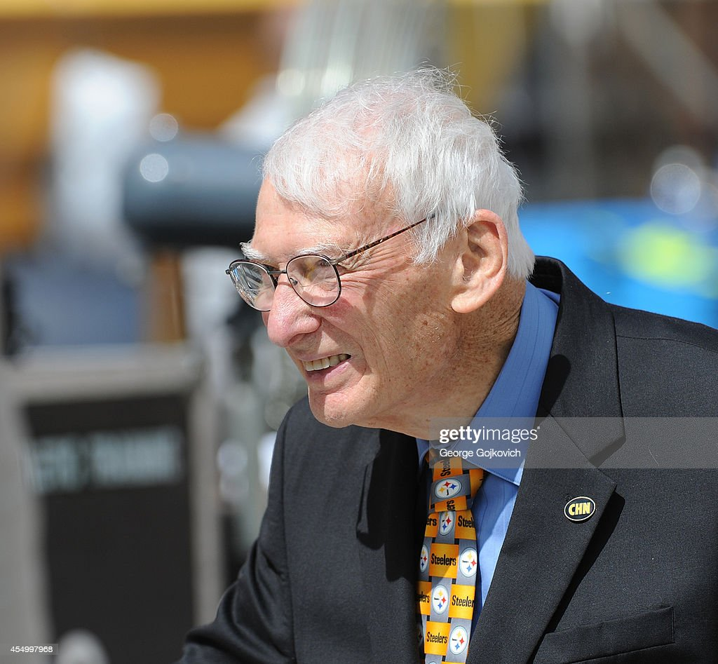 Team owner and chairman Daniel Rooney of the Pittsburgh Steelers looks on from the sideline before a game against the Cleveland Browns at Heinz Field on September 7, 2014 in Pittsburgh, Pennsylvania. The Steelers defeated the Browns 30-27.