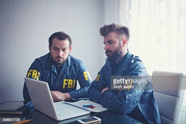 FBI team