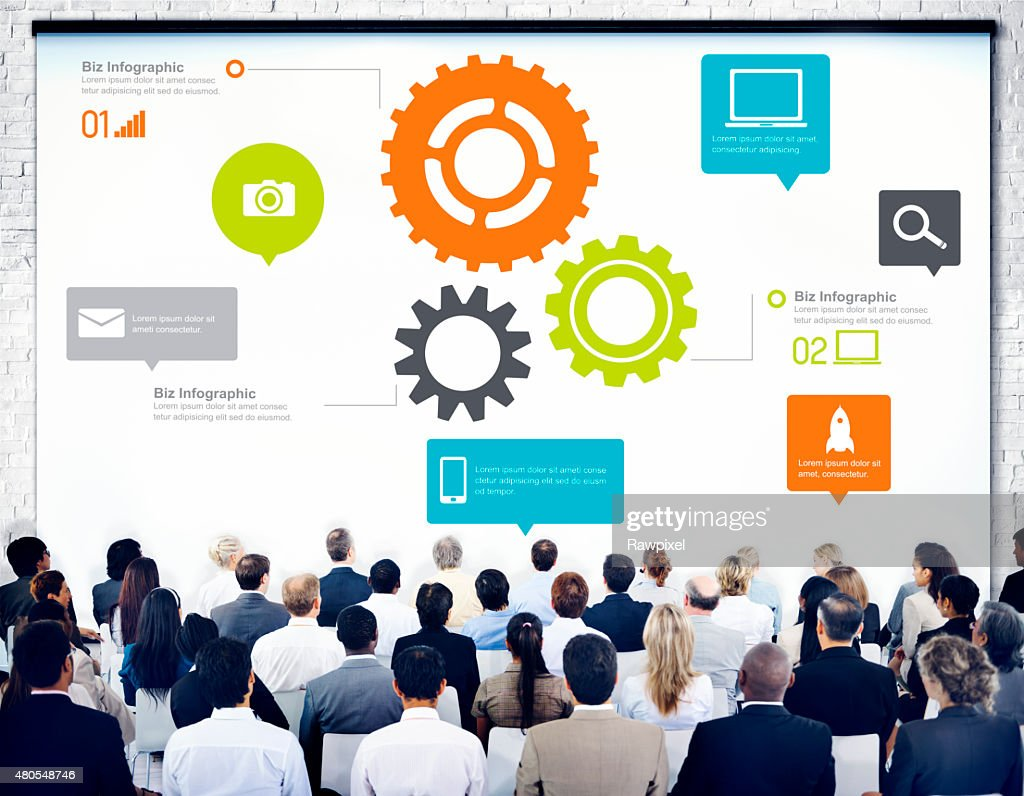 Team Teamwork Cog Functionality Technology Business Concept : Stock Photo