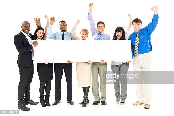 Team with a Blank Board