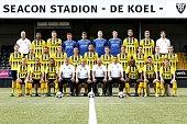 teammanager Wim Jacobs Jerold Promes Danny Post Sem Custers Delano van Crooij Maarten de Fockert Roy Oomen Ralf Seuntjens Nils Roseler...