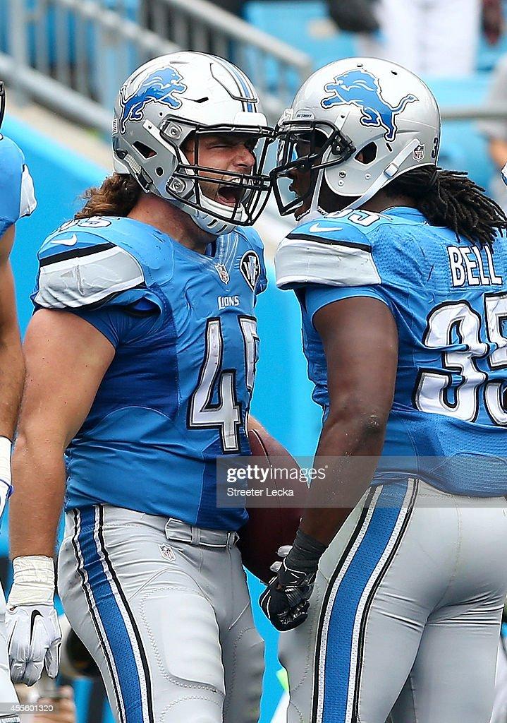 Detroit Lions v Carolina Panthers