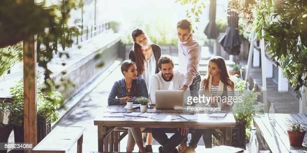 Teamwork - het is gewoon beter voor productiviteit