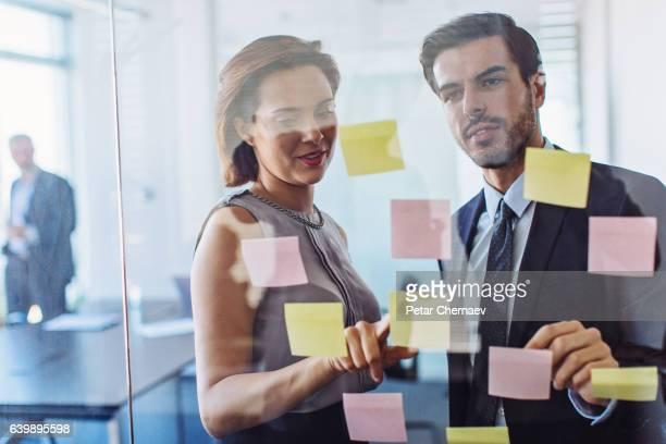 Teamwork makes business successful