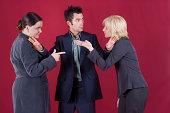 Office politics or teamwork From the KC Minilypse.