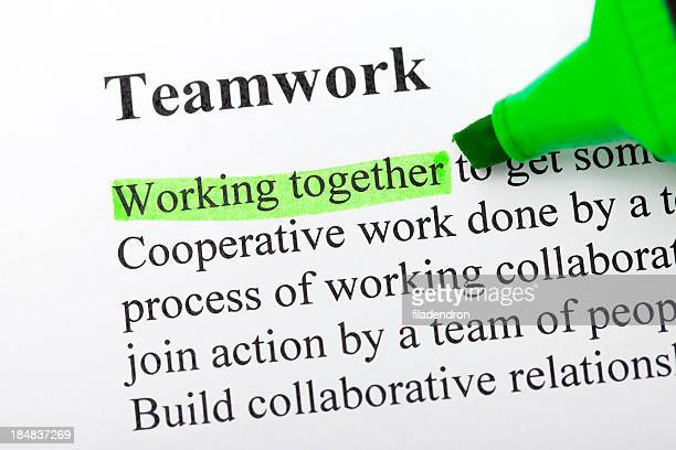 Teamwork (Teamarbeit)
