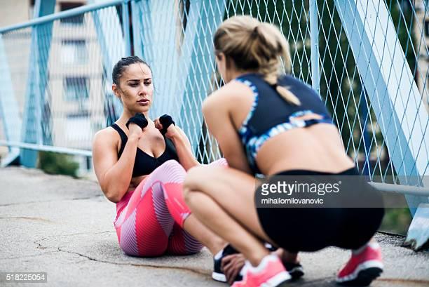 Teamarbeit-training