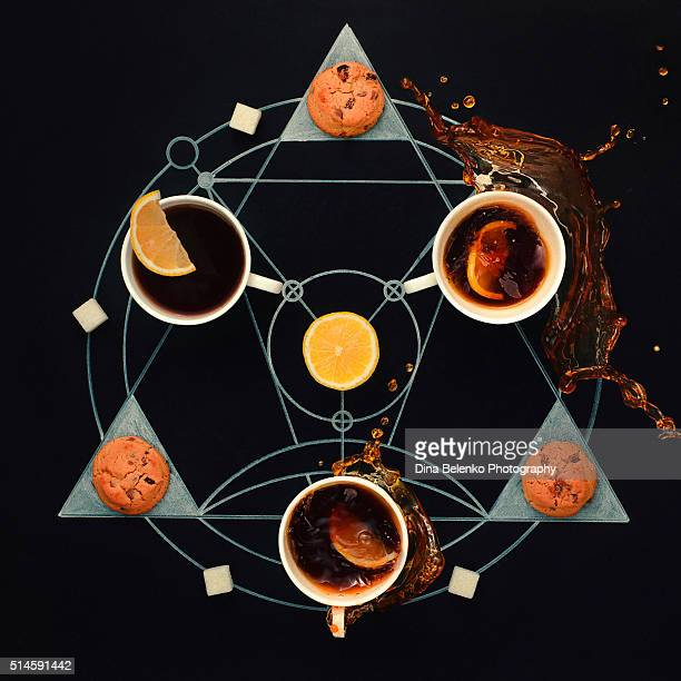 Teatime alchemy