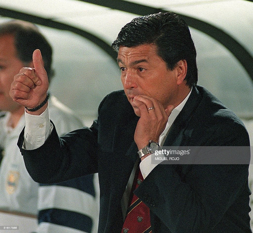 Technical director of the Uruguayan soccer team A