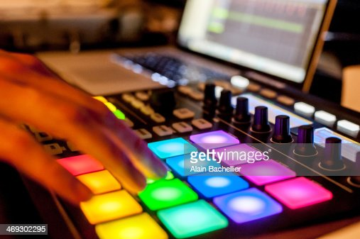 Techno : Stock Photo