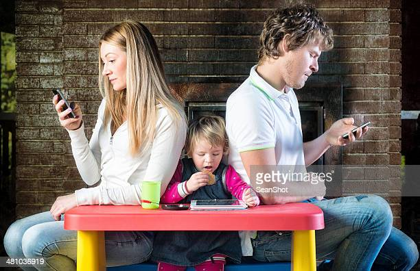 Technological Family and lack of communication