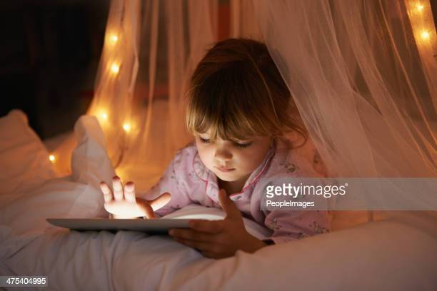 Technology at bedtime