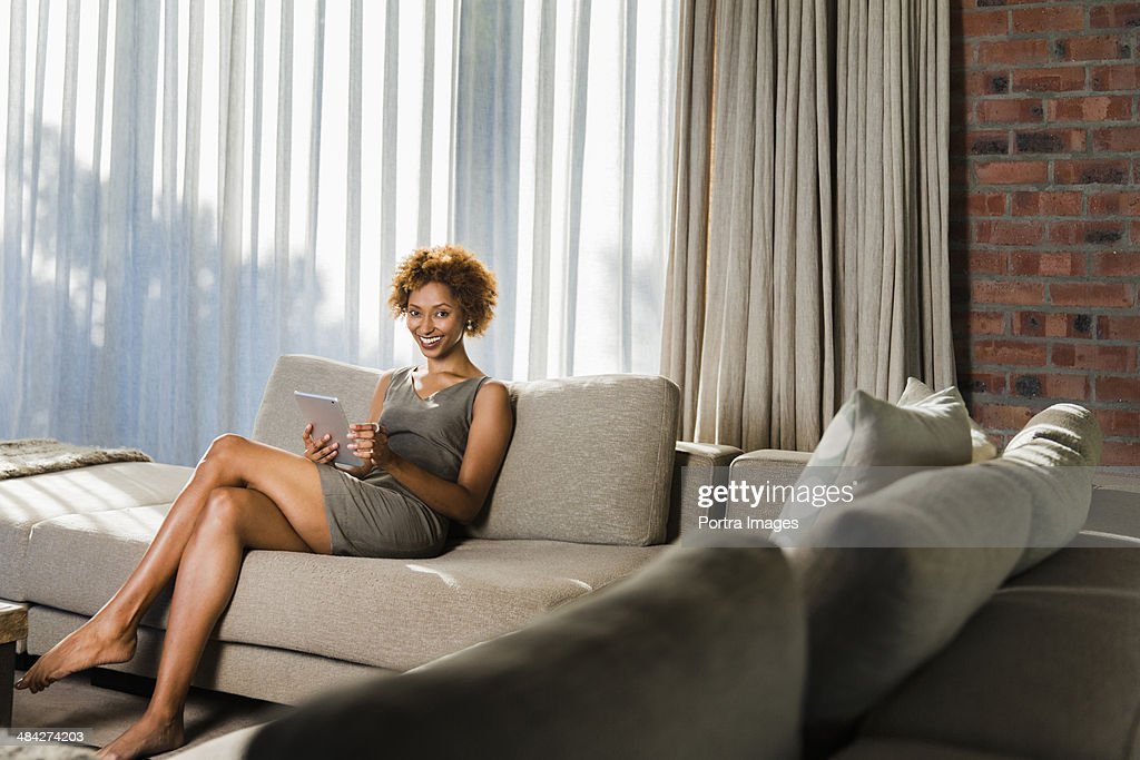 Technology at home. : Stock Photo