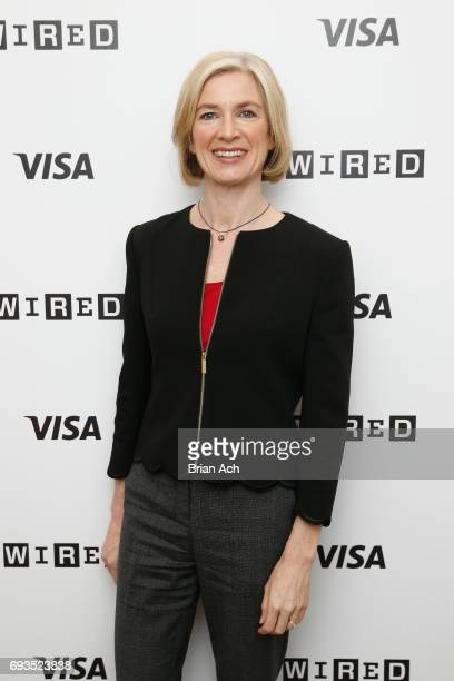 Technology CoInventor CRISPRCAS9 Jennifer Doudna attends WIRED Business Conference Presented By Visa At Spring Studios In New York City on June 7...