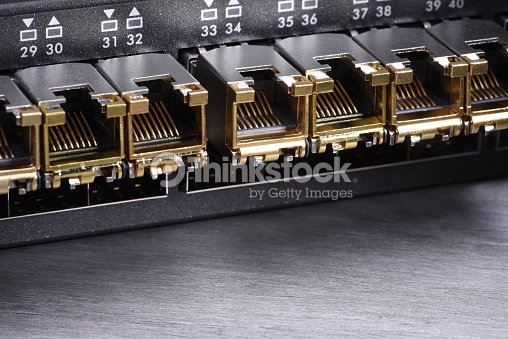 Technology IT, Switch with Ethernet Port