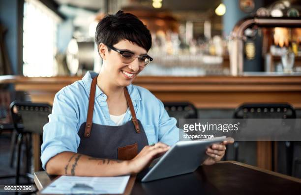Technology makes the process of bar management a simple one