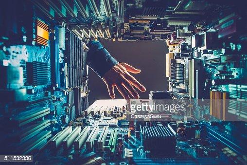 Tecnologia Contra homem