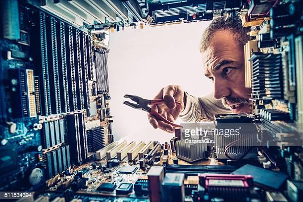 Technology Versus Man