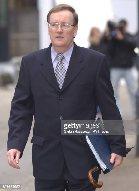 Tecwen Whittock head of Business Studies at Pontypridd College south Wales arrives at Southwark Crown Court central London * Mr Whittock denies a...